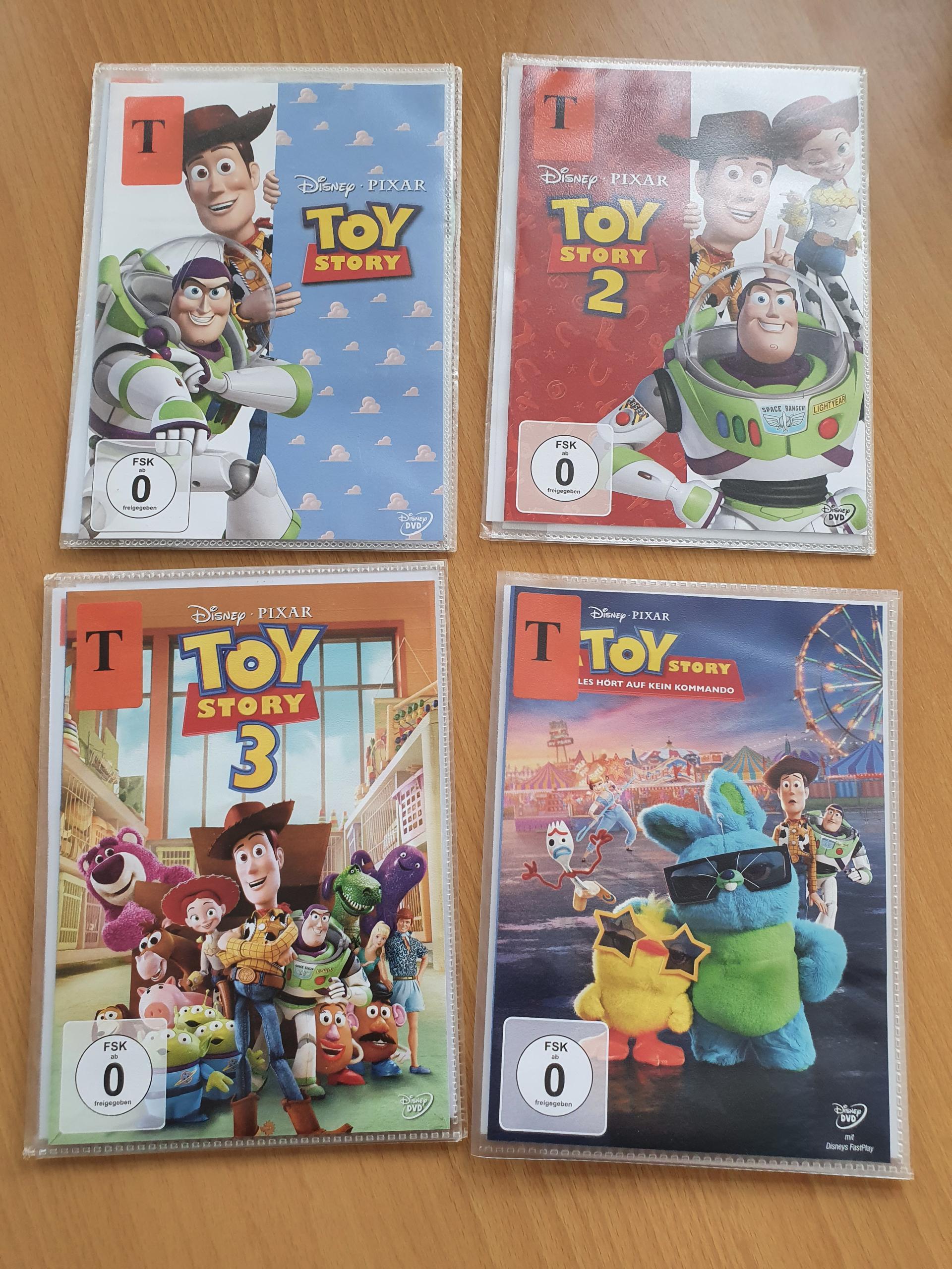 Medientipps DVD Kinder ©Stadtbibliothek Schönebeck