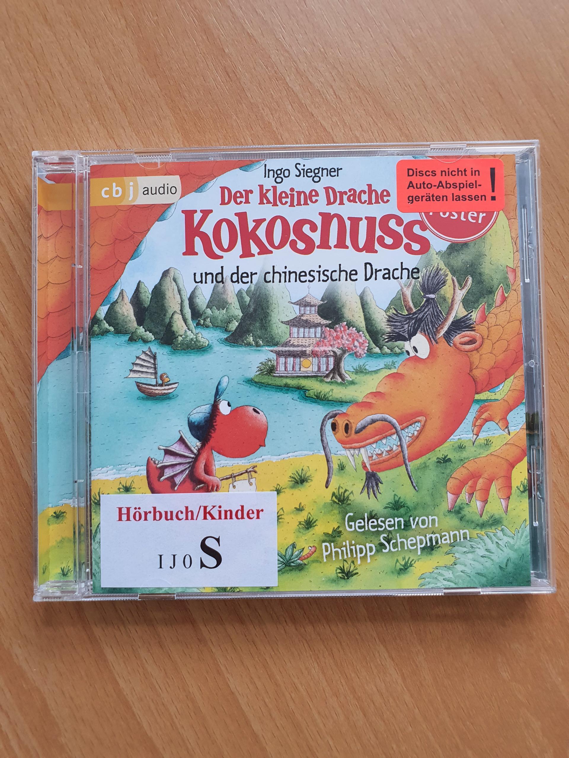 Medientipps Hörbücher Kinder ©Stadtbibliothek Schönebeck