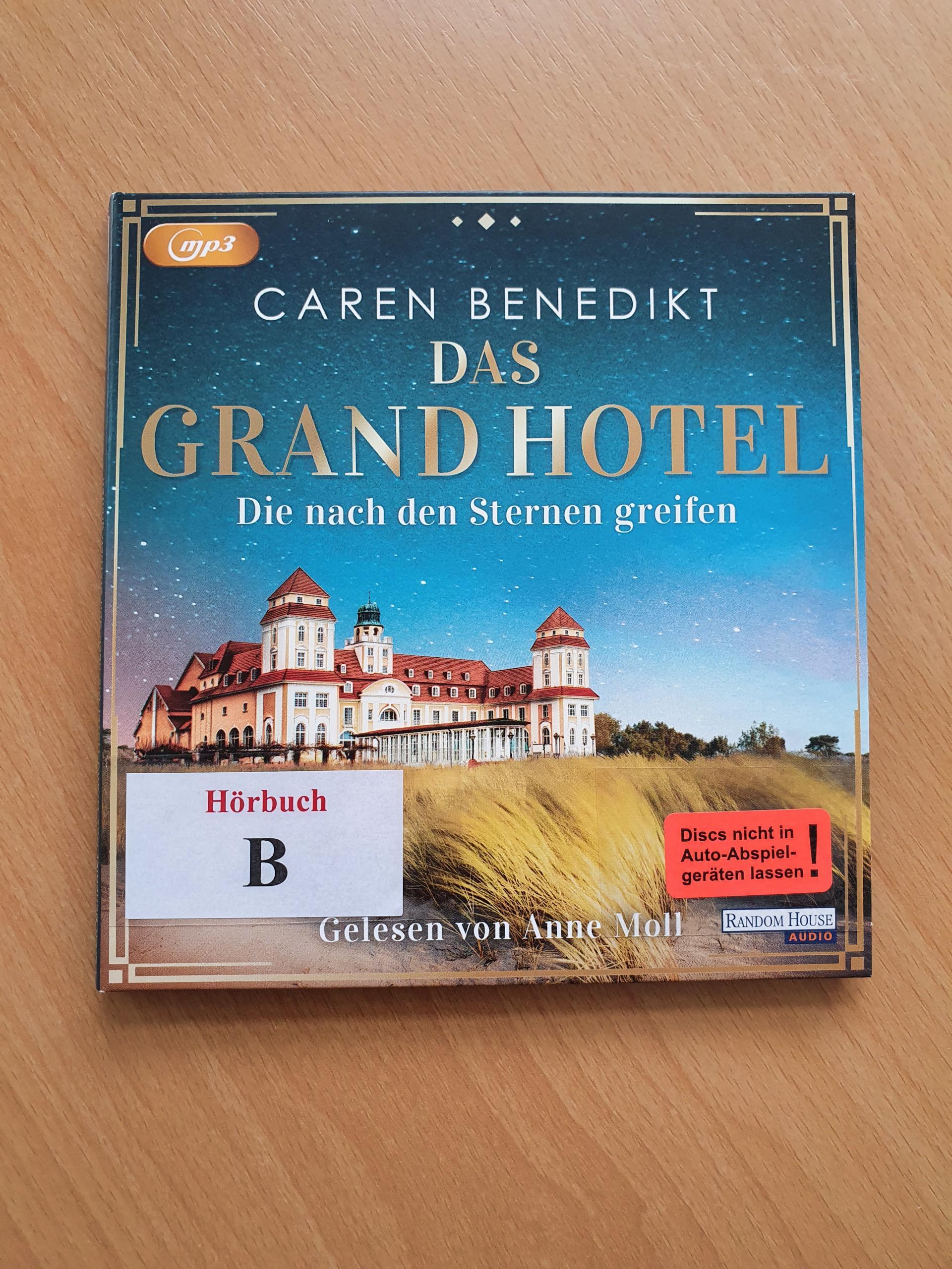 Medientipps Hörbücher Erwachsene ©Stadtbibliothek Schönebeck