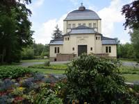 kapelle westfriedhof