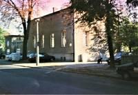 Erstes Bürogebäude an der Alleestraße © Stadt Schönebeck