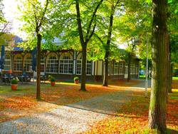 Herbst Solepark ©Stadt Schönebeck