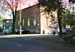 Erstes Bürogebäude an der Alleestraße ©Stadt Schönebeck