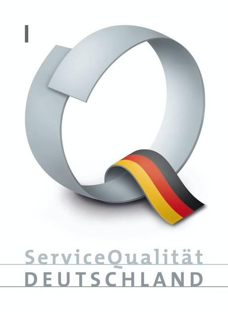 sqd logo mitsz 4c © ServiceQualität Deutschland (SQD) e.V.