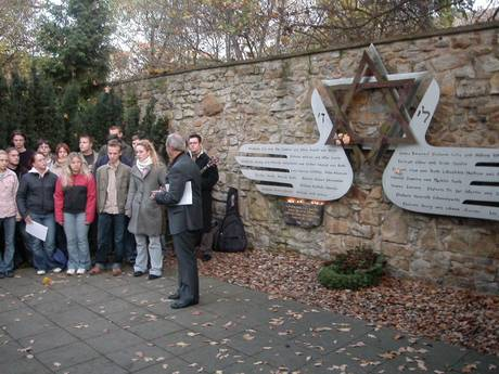 Gedenken Holocaust (4)
