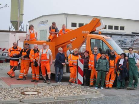 Bauhof-Team