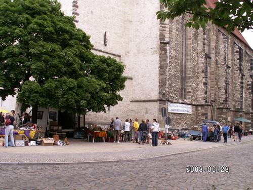 St. Johanniskirche ©Kirchbauverein Schönebeck-Salzelmen e.V.