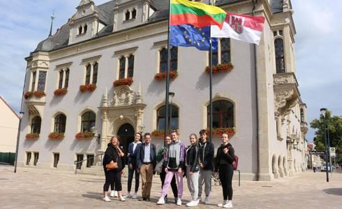 Städtepartnerschaftsverein Schönebeck e.V. Jugendaustausch