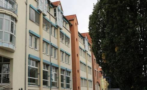 Gebäude Grabenstraße mit Ordnungsamt