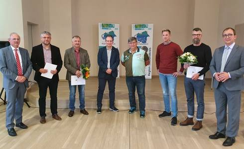 SLK Dorfwettbewerb Abschluss 20211021 ©Salzlandkreis