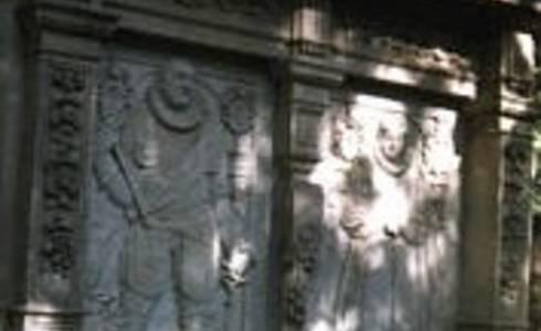 Der Gertraudenfriedhof