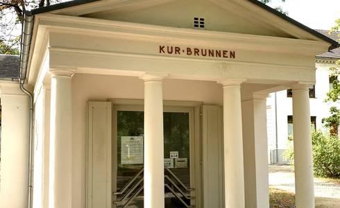 Der Kurtrinkbrunnen